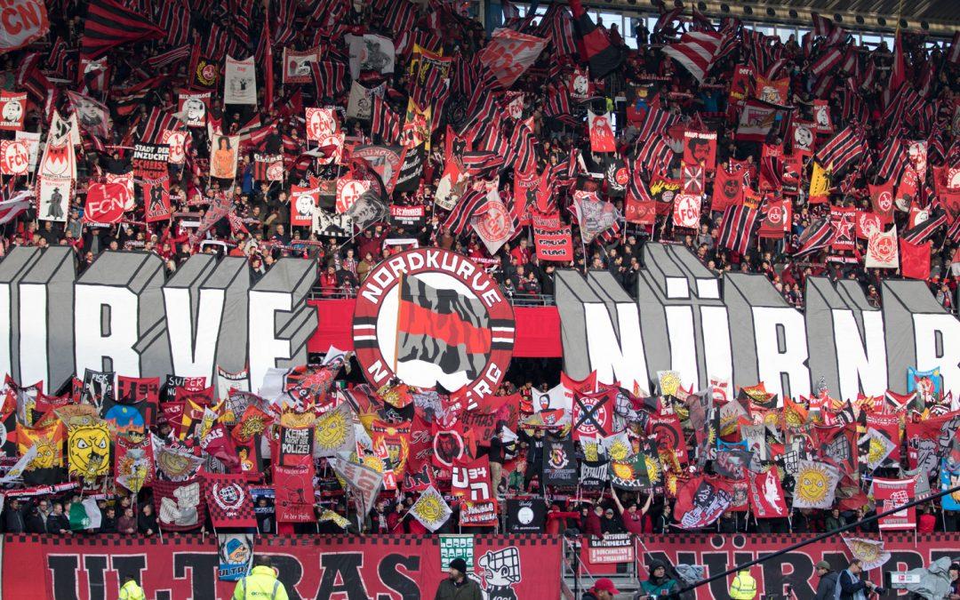 Spielbilder 1. FC Nürnberg – VfB Stuttgart