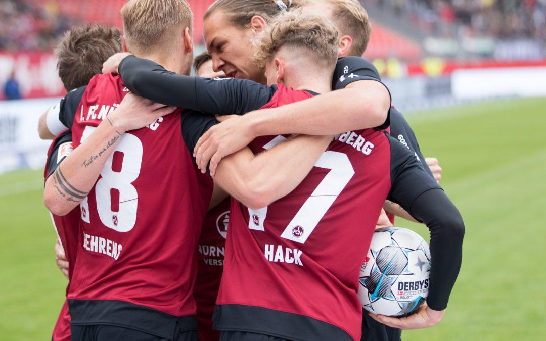 1. FC Nürnberg – FC St. Pauli