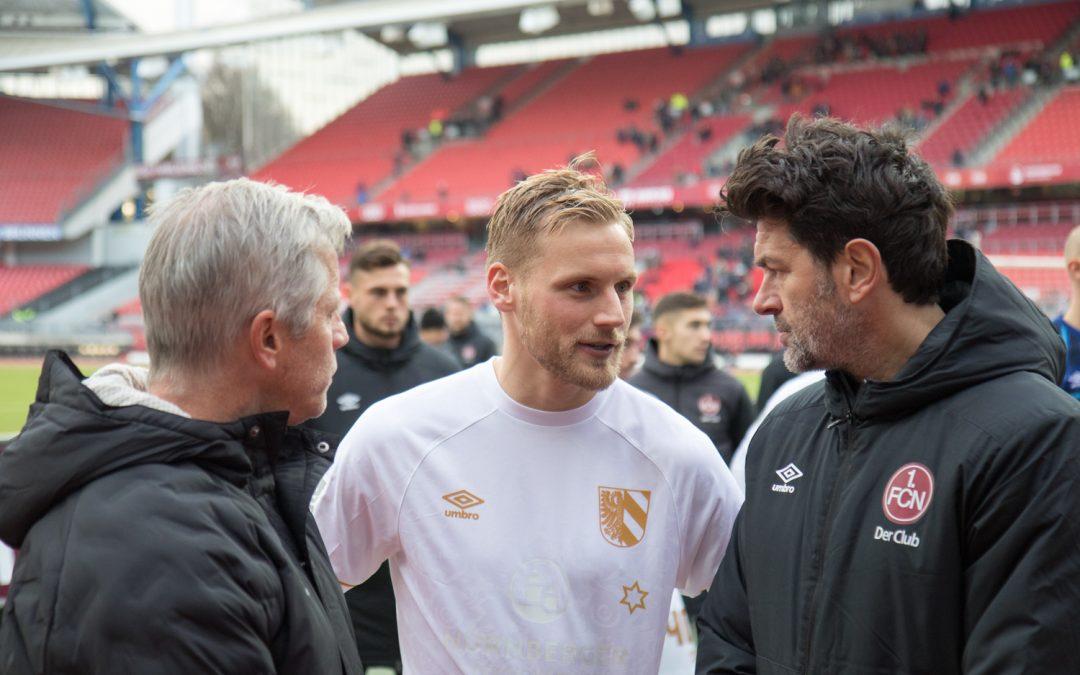 Die Bilder vom Spielen gegen Wehen Wiesbaden