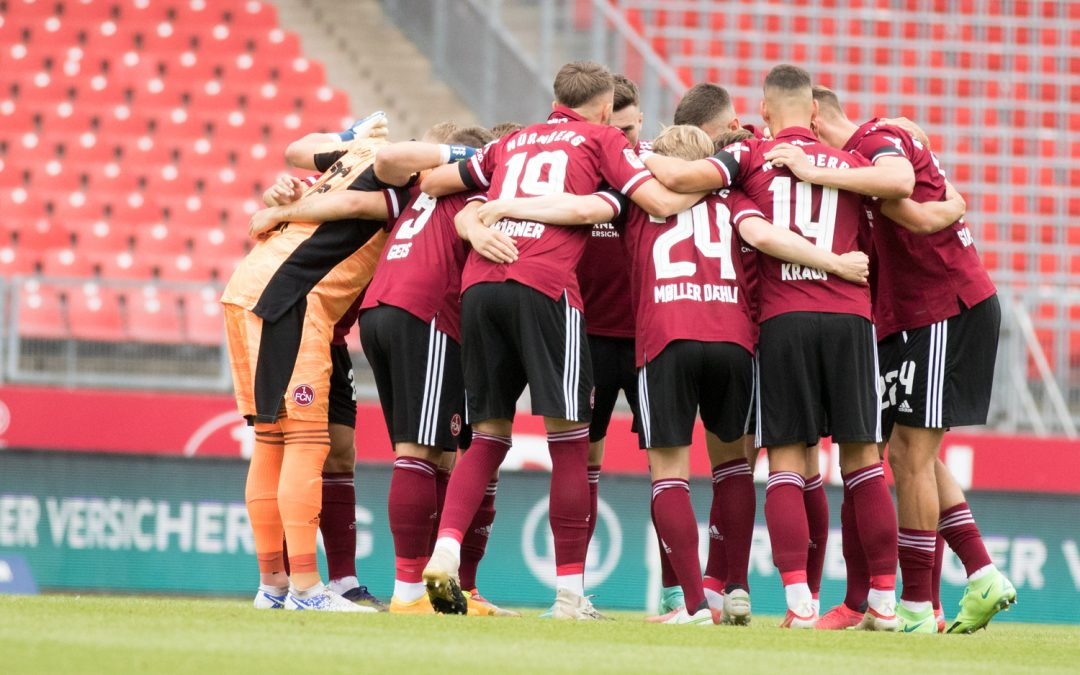 1. FC Nürnberg – Erzgebirge Aue